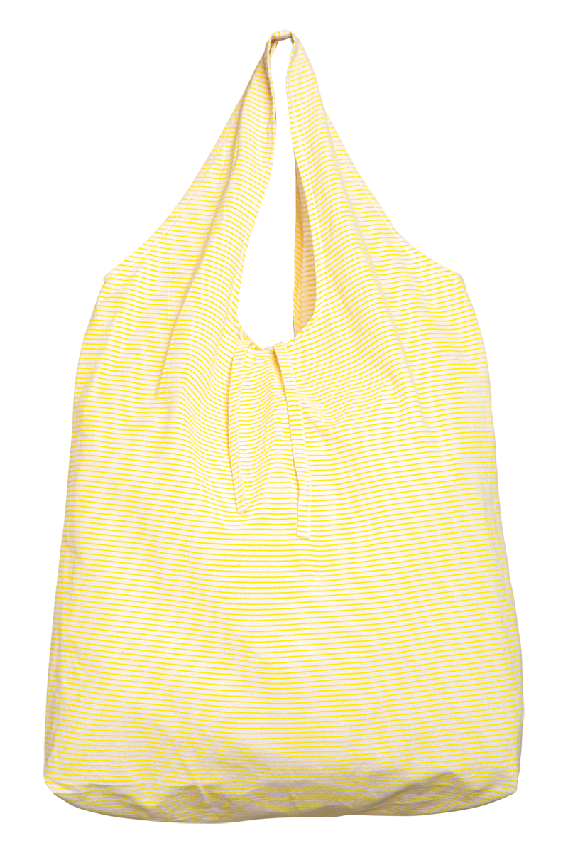 Mana Eco Shopper - Sun Stripe - eb&ive Bag