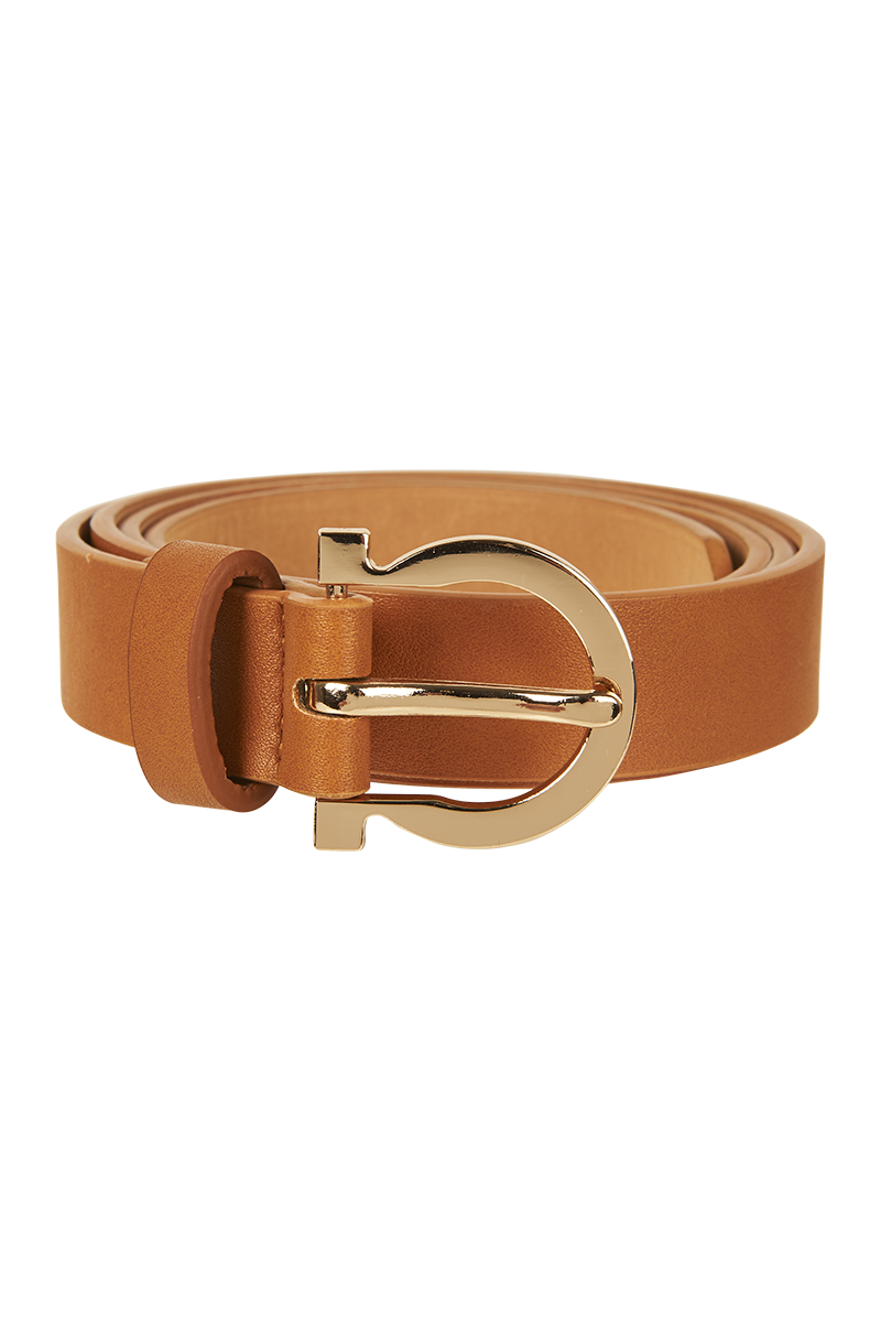 Valentina Belt - Tan - eb&ive Belt