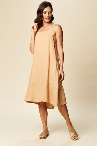 Tribu Dress - Sierra - eb&ive Clothing - Dress Linen