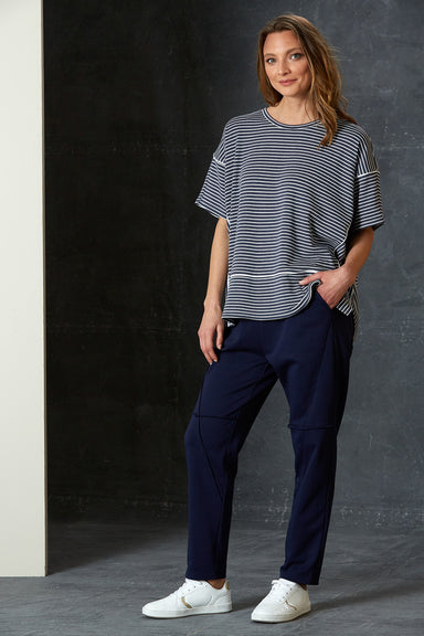 Easy Tshirt - Indigo - eb&ive Clothing - Top Tshirt S/S One Size