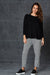 Unwind Cable Knit - Black - eb&ive Clothing - Knit Jumper One Size