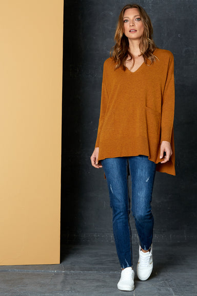 Mellow Knit - Amber - eb&ive Clothing - Knit Jumper