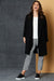 Mellow Cardigan - Black - eb&ive Clothing - Knit Cardigan One Size