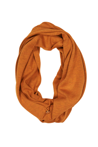 TGIF Snood - Saffron - eb&ive Scarves