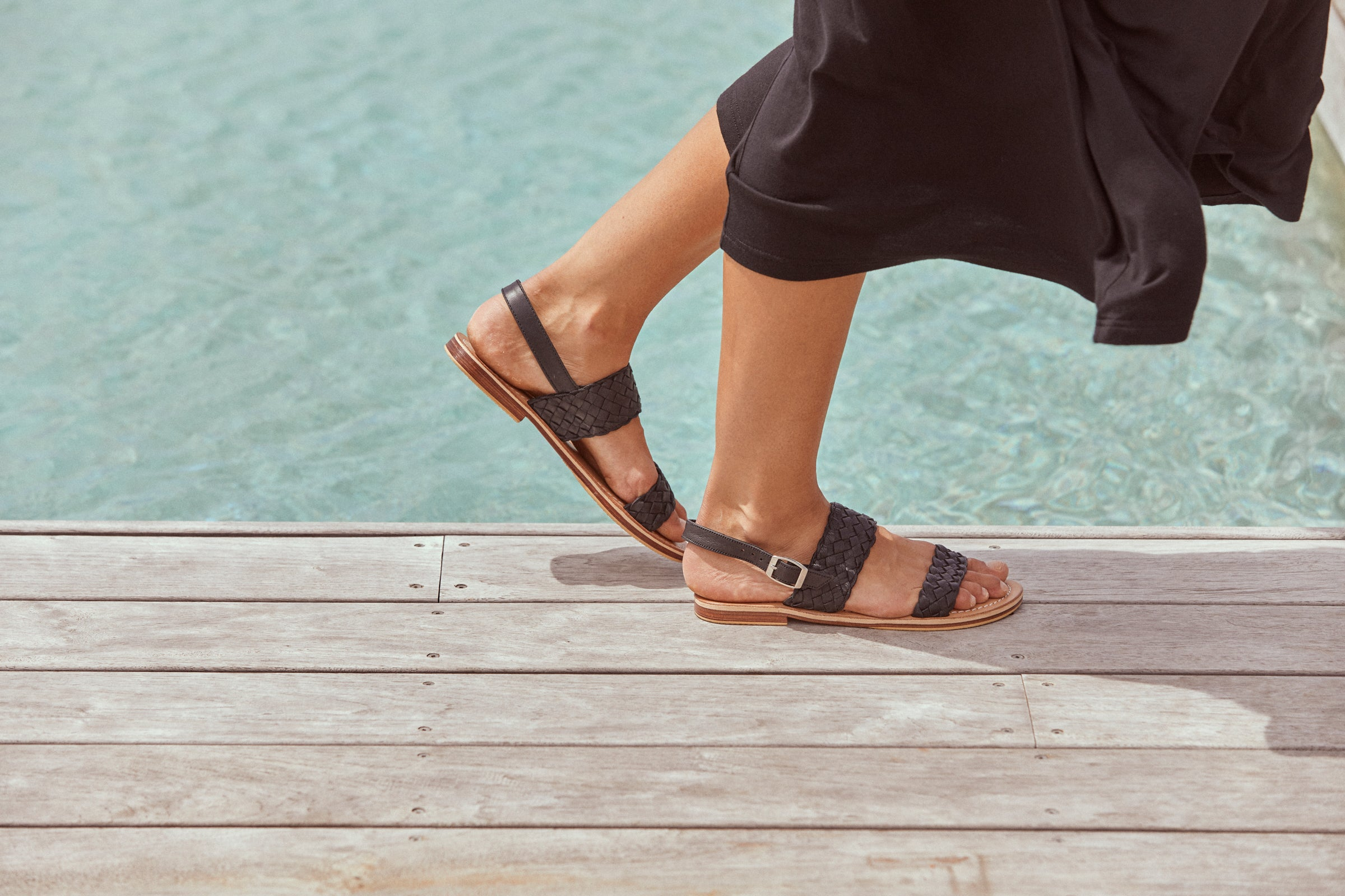 Ohana Sandal - Sable - eb&ive Footwear - Sandals