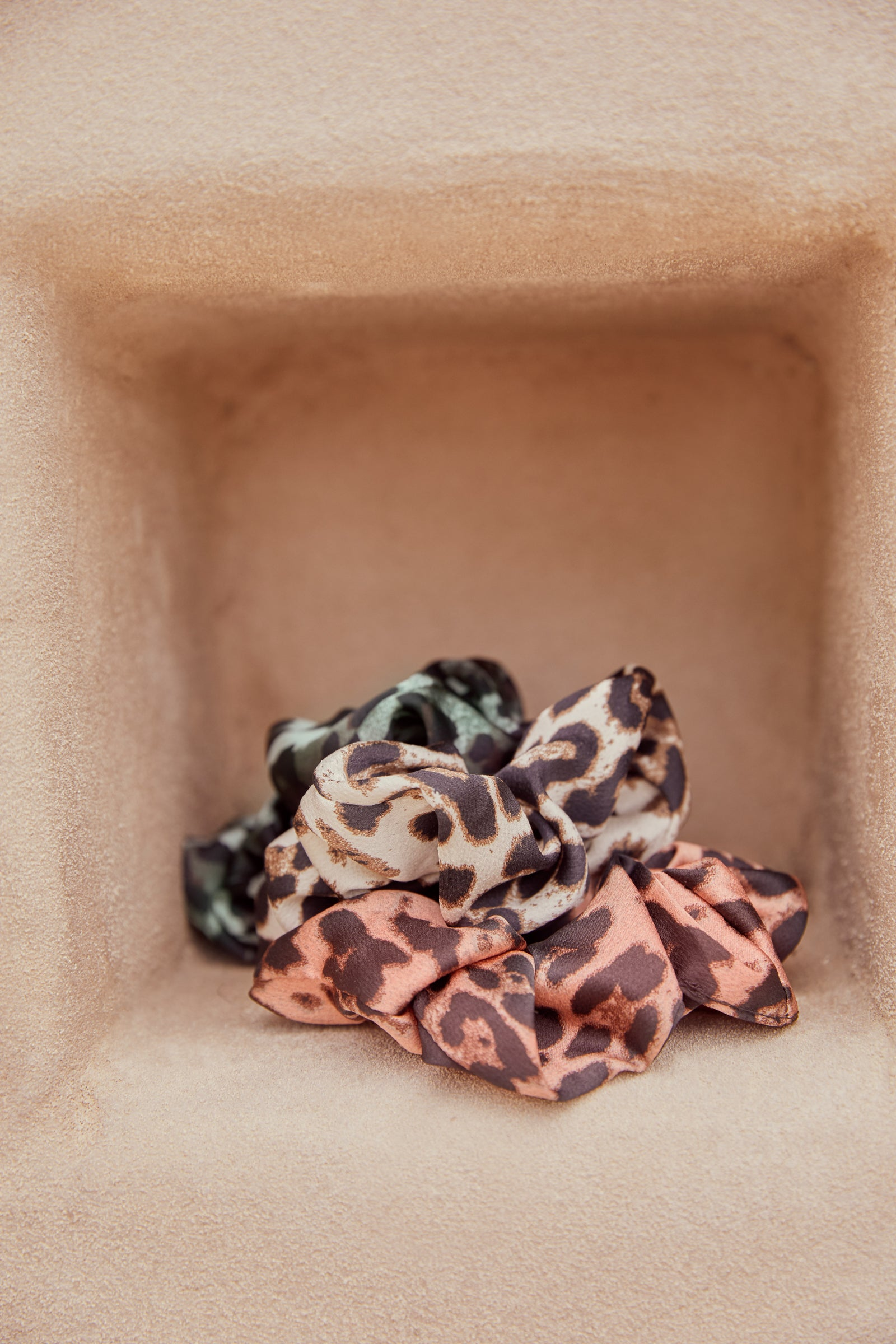 Amico Scrunchie - Blush - eb&ive Headwear