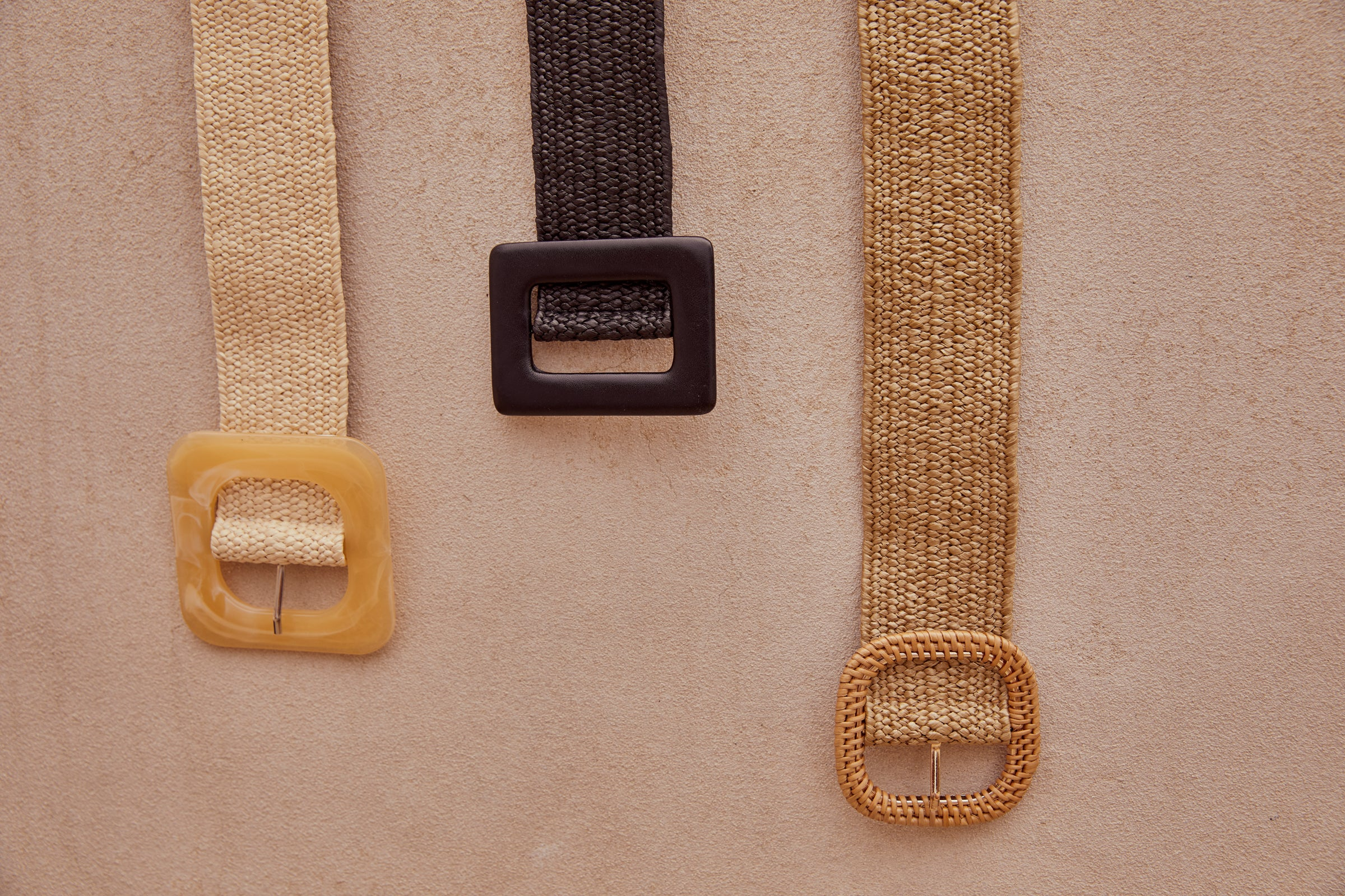 Tribu Belt - Bisque - eb&ive Belt