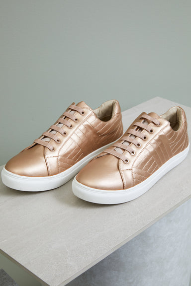 Lazy Dayz Sneaker - Copper - eb&ive Footwear - Sneakers