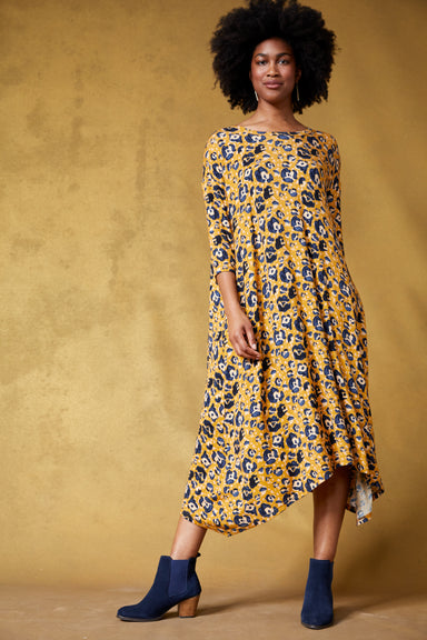 Muse Dress - Honeystone - eb&ive Clothing - Dress Maxi One Size