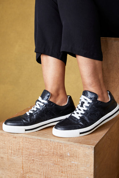 Lazy Dayz Sneaker - Black - eb&ive Footwear - Sneakers