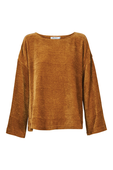 Savoy Bell Knit - Cognac - eb&ive Clothing - Knit Jumper