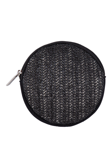 Sable Coin Purse - Black - eb&ive Bag