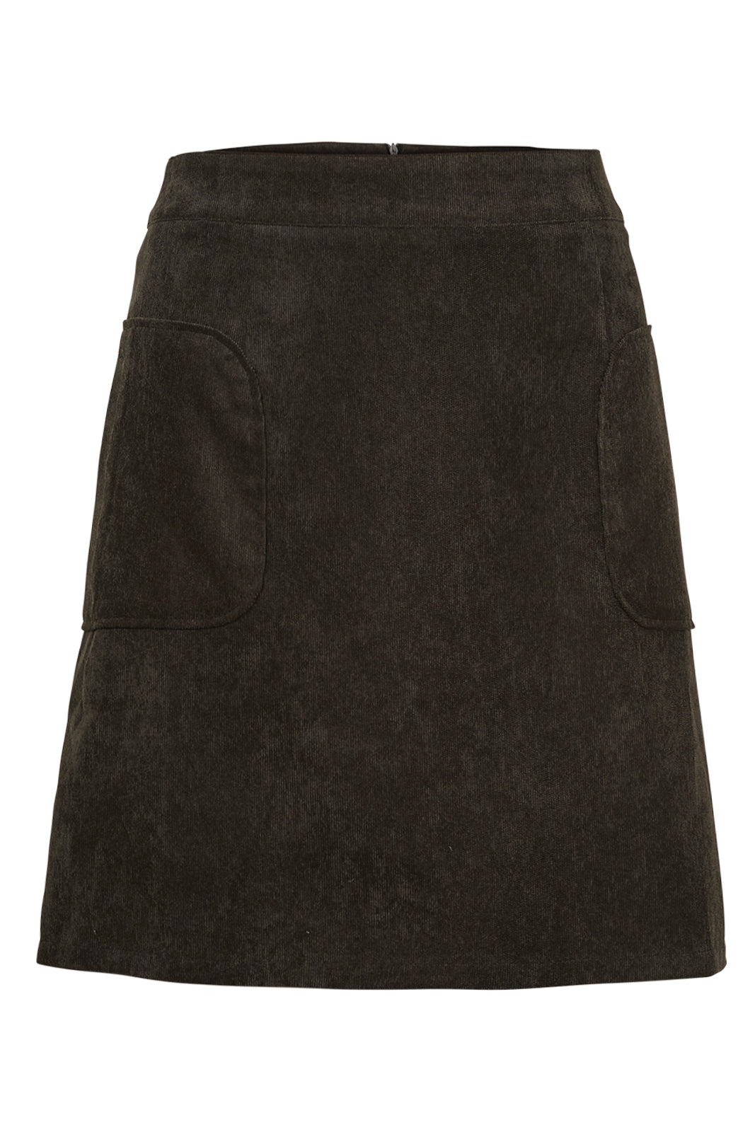 Florence Mini Skirt - Onyx - eb&ive Clothing - Skirt Mini