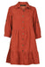 Florence Top / Dress - Terracotta - eb&ive Clothing - Dress Mid