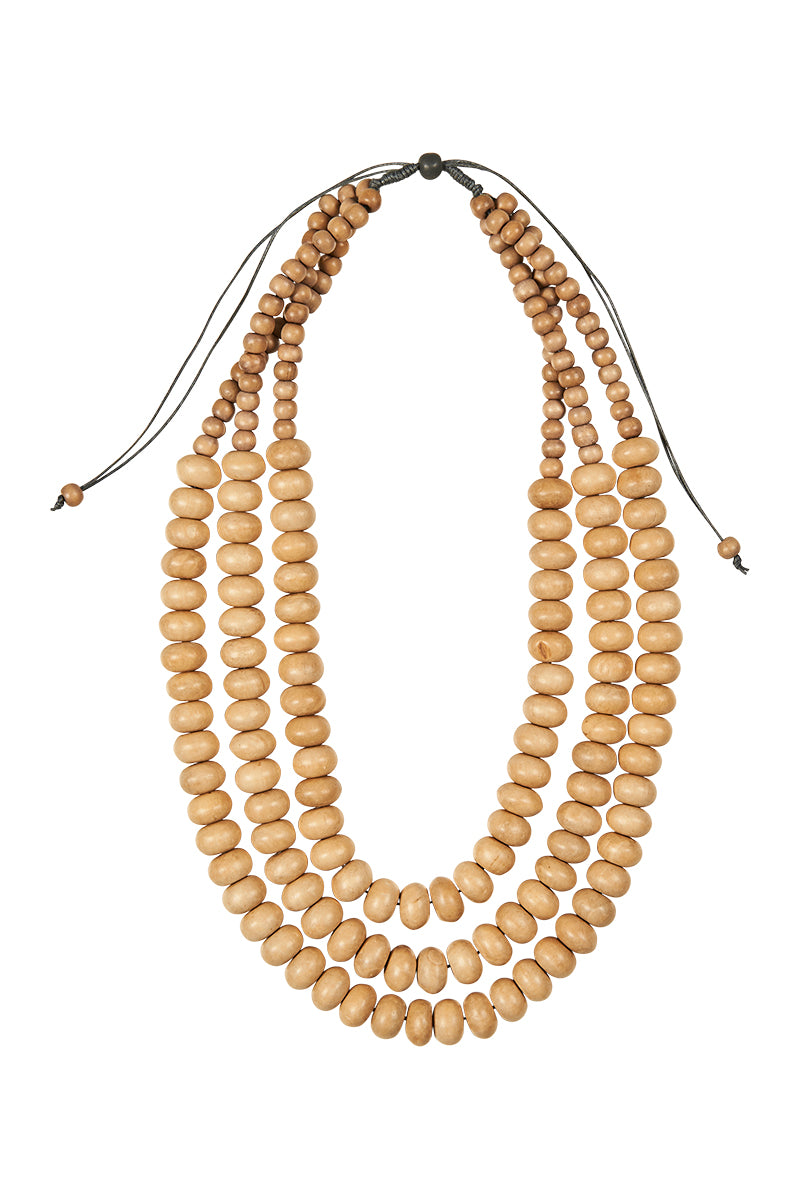 Rita Necklace - Natural - eb&ive Necklace