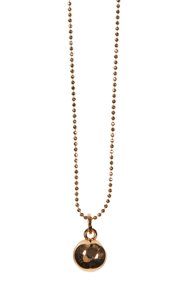 Royalty Dome Necklace - Gold - eb&ive Necklace