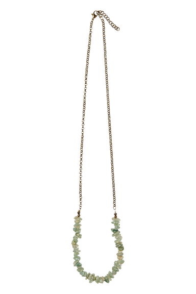 Native Necklace - Jade - eb&ive Necklace