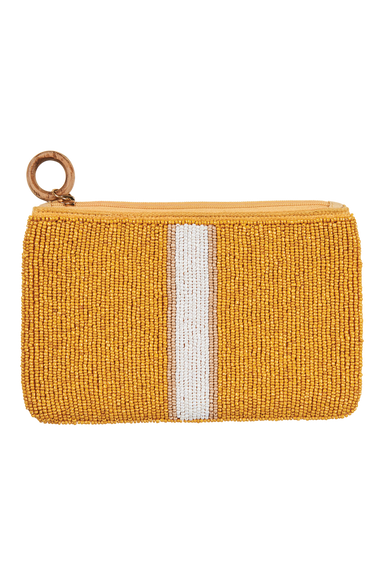 Union Pouch - Saffron - eb&ive Bag