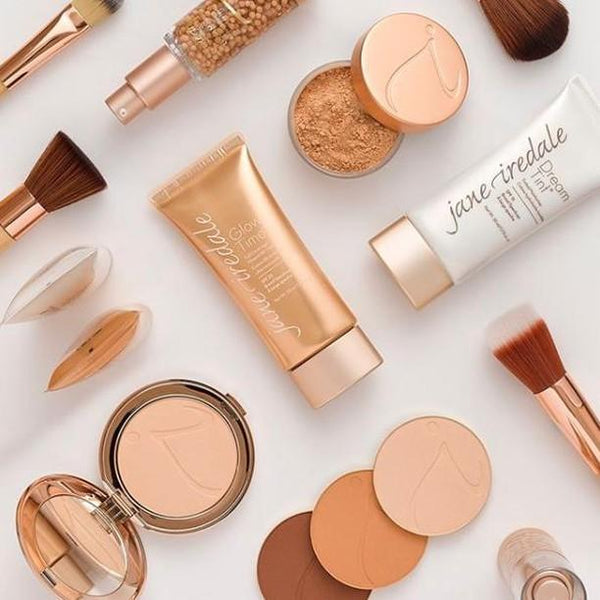 JANE IREDALE, OUR NEW PARTNER