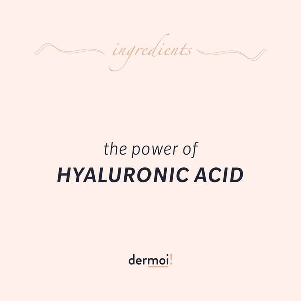 What is hyaluronic acid?⠀