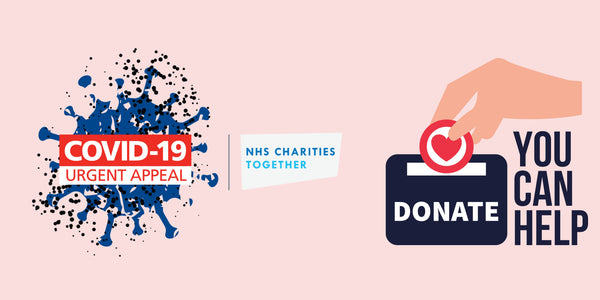 Supporting NHS Charities Together's COVID-19  Urgent Appeal