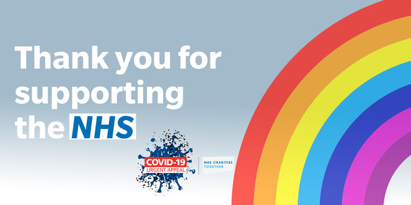 Thank you for supporting the NHS!