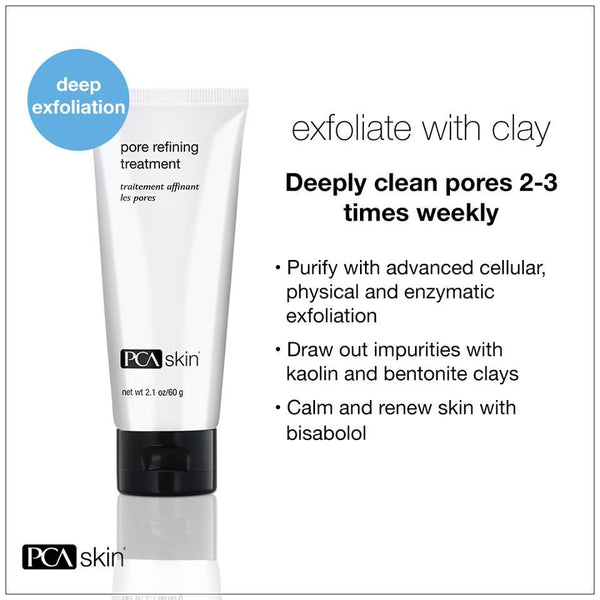PCA Skin Pore Refining Treatment 60g - Buy Online Now - dermoi! SHOP