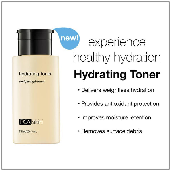PCA Skin Hydrating Toner 206.5ml - Buy Online Now - dermoi! SHOP