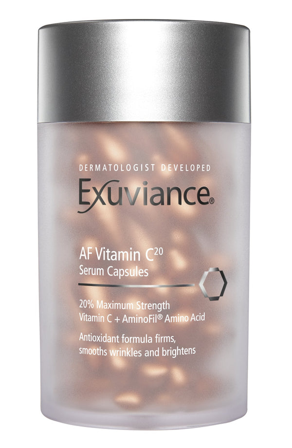 Exuviance AF Vitamin C20 Serum Capsules - Buy Online Now - dermoi! SHOP