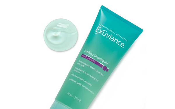 Exuviance Purifying Cleansing Gel 212ml - Buy Online Now - dermoi! SHOP