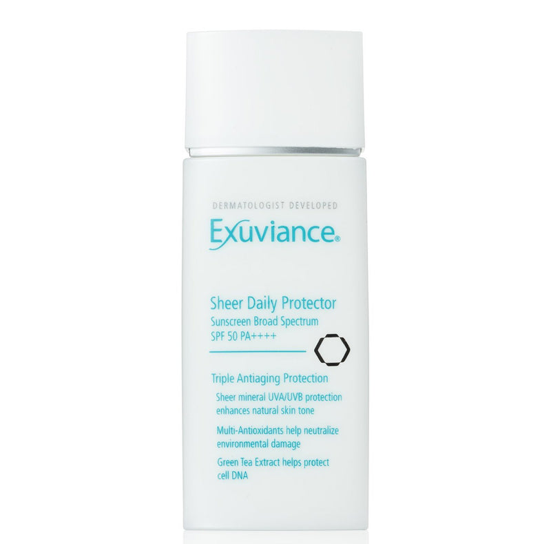 Exuviance Sheer Daily Protector SPF 50 50ml