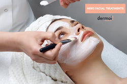 DUO package of Two HERO Facial Treatments - Buy Online Now - dermoi! SHOP