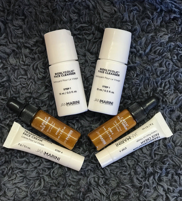 Jan Marini Starter Kit - Discover Glycolic Acid Skin Research - Buy Online Now - dermoi! SHOP