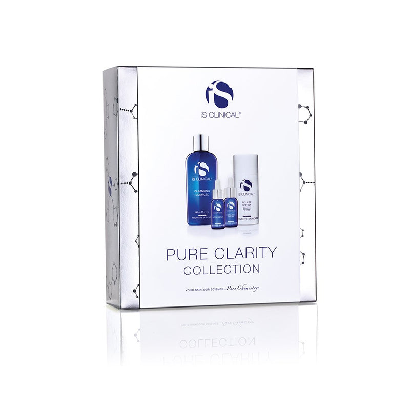 iS Clinical Pure Clarity Collection - Buy Online Now - dermoi! SHOP