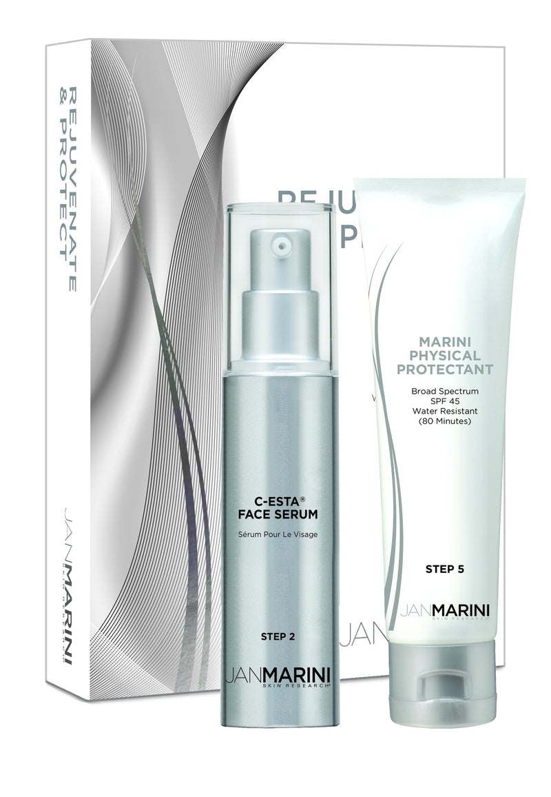 Jan Marini Rejuvenate & Physical Protect Pack - Buy Online Now - dermoi! SHOP