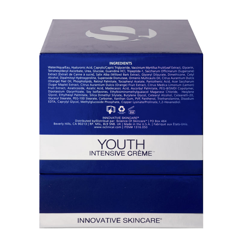 iS Clinical Youth Intensive Creme - Buy Online Now - dermoi! SHOP