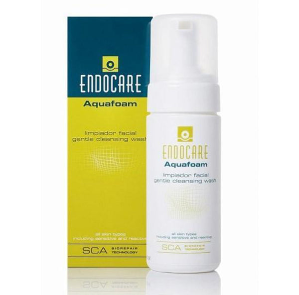 Endocare Aquafoam Gentle Cleansing 125ml