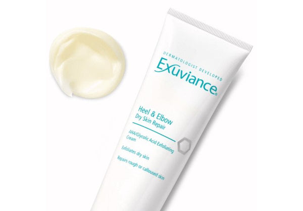 Exuviance Heel & Elbow Dry Skin Repair 100g - Buy Online Now - dermoi! SHOP