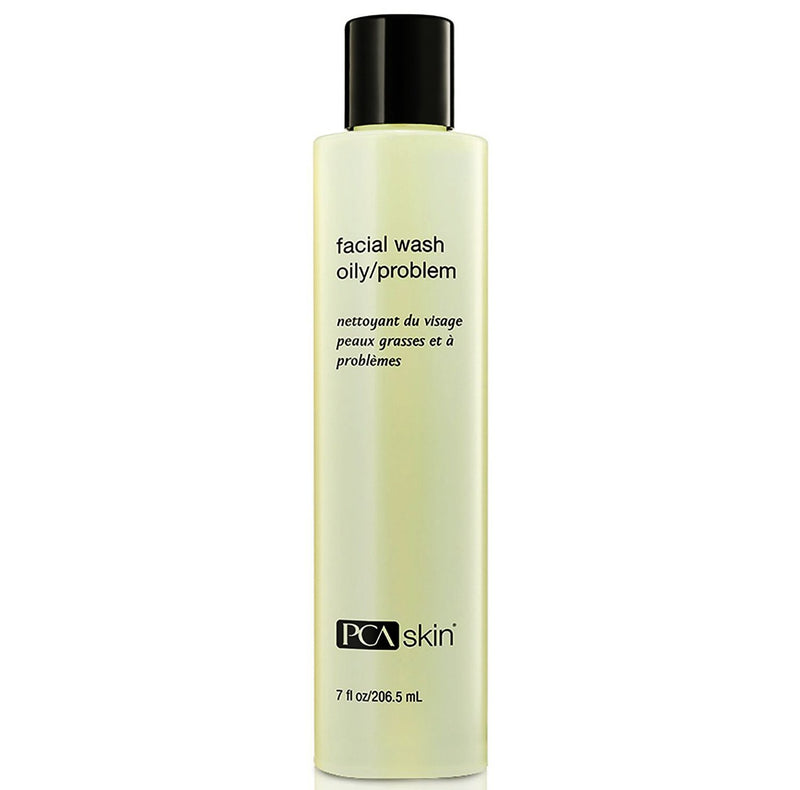PCA Skin Facial Wash Oily/Problem 206.5ml