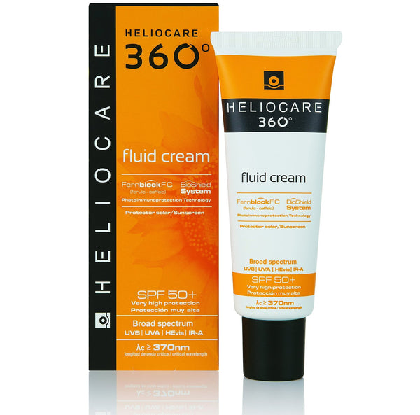 Heliocare® 360° Fluid Cream SPF 50+ 50ml