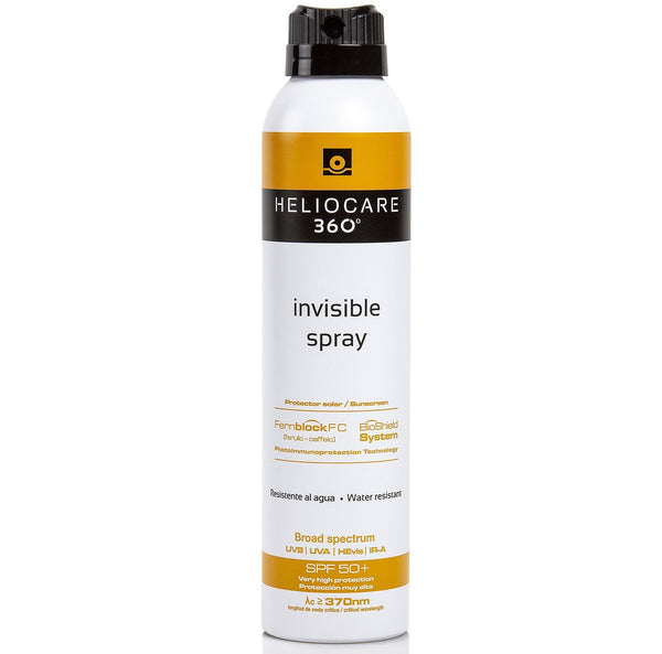 HELIOCARE 360° INVISIBLE SPRAY SPF50+ 200ml