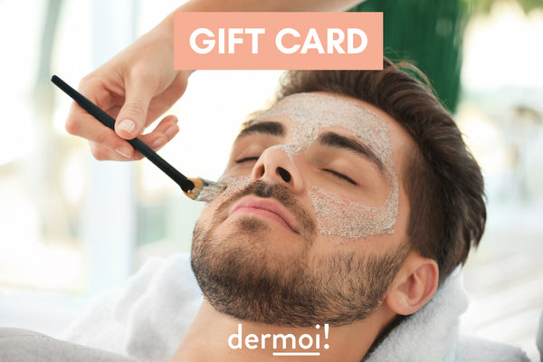 Gift Card dermoi! facial treatment - Buy Online Now - dermoi! SHOP