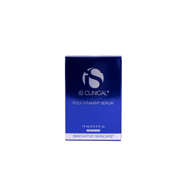 iS Clinical Poly-Vitamin Serum - Buy Online Now - dermoi! SHOP