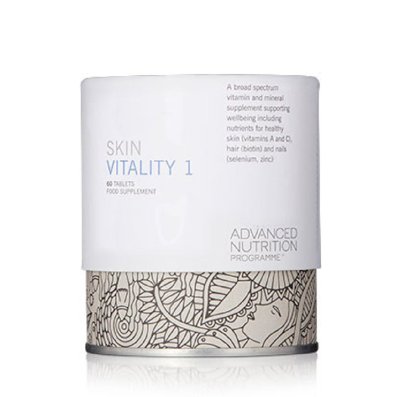 Advanced Nutrition Programme: Skin Vitality 1 - 60 Capsules - Buy Online Now - dermoi! SHOP