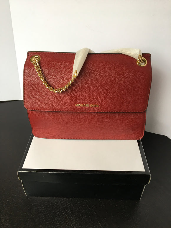 Strawberry Red Ladies Micheal Kors Hand Bag