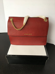 New Micheal Kors Ladies Hand Bag - Red
