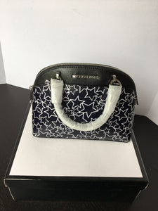 Royal Blue Ladies Micheal Kor Hand Bag