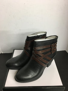 New Ladies Euro Soft Style Ankle Boots