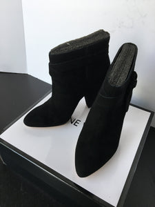 New Nine West Women Ankle Boots - Black