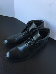 Unlisted Classy Men Black Dress Boots